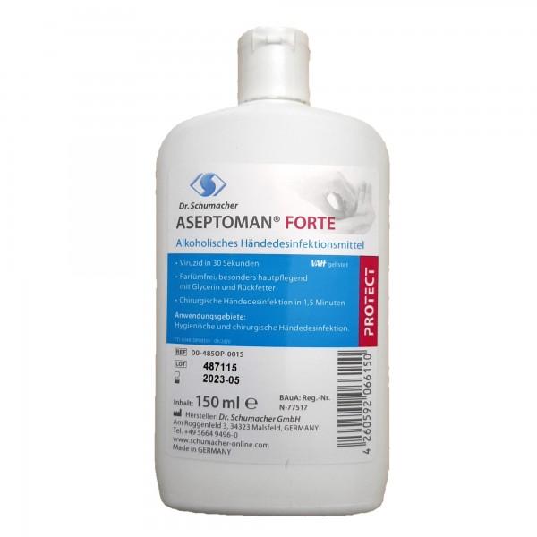 Aseptoman Forte, 150 ml