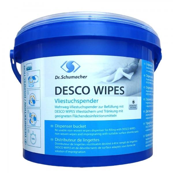 Desco Wipes Vliestuchspender, 1,5 Liter