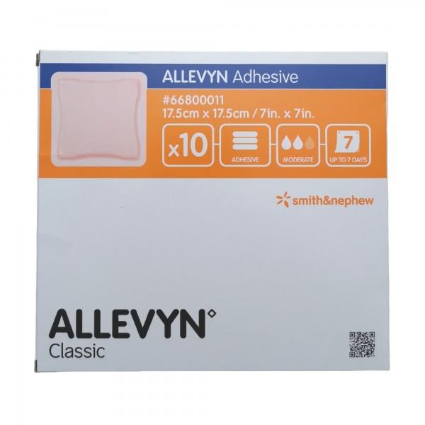 Allevyn Adhesive 17,5 x 17,5 cm - 10 Stück