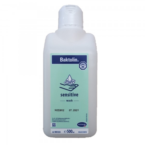 Baktolin sensitive, 500 ml