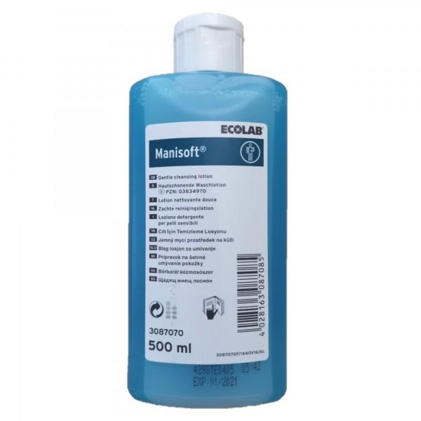 Manisoft Waschlotion 0,5 L