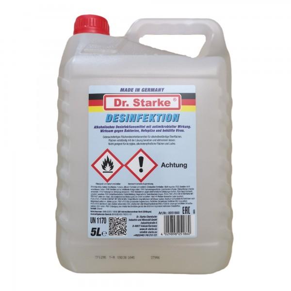 Dr. Starke Desinfektionsmittel, 5 Liter