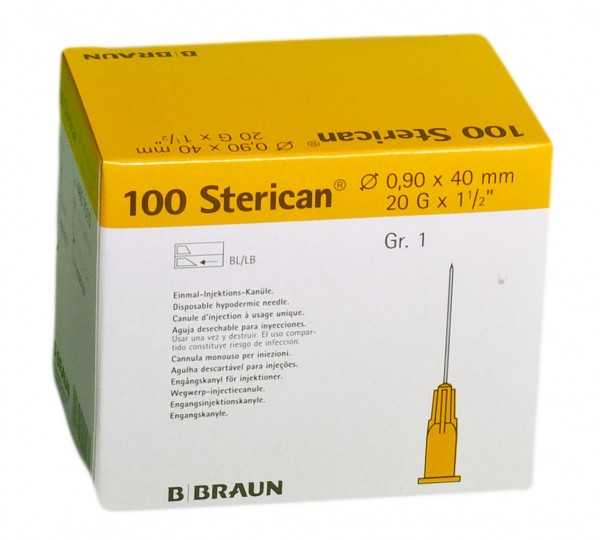 Sterican Gr. 1