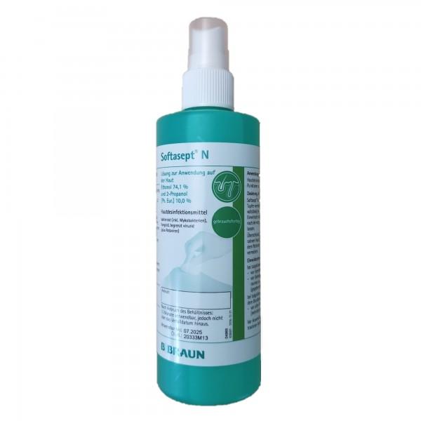 Softasept N farblos 250 ml