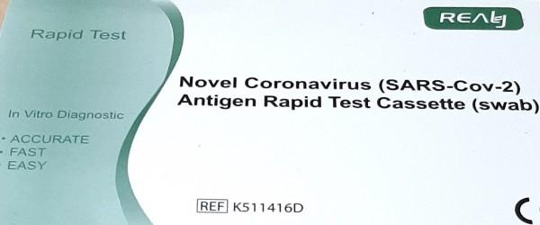 Novel Coronavirus Antigen Schnelltest, 1 Stück