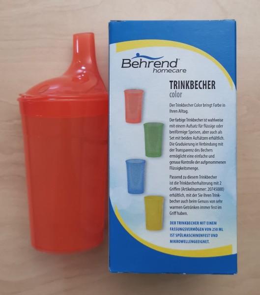 Trinkbecher Set color