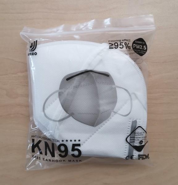 FFP2 KN95 Atemschutzmaske