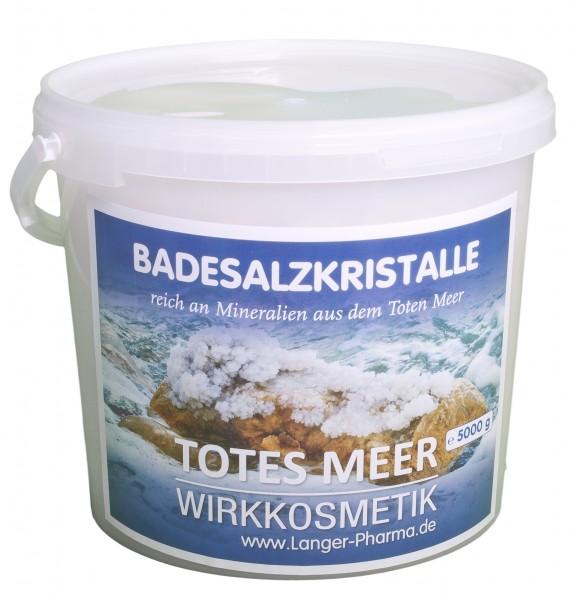 Totes Meer Badesalzkristalle, 5 kg